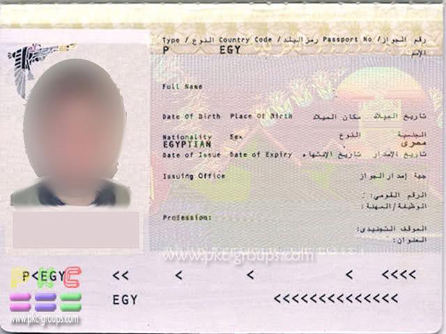 Passports All Over the World | karuppurojakkal