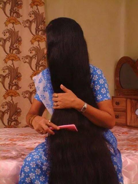 Long hair women sex